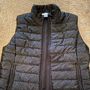 Ann Taylor Loft medium puffer vest